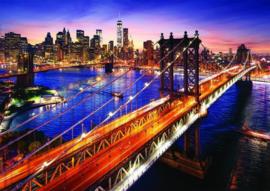 Educa - Manhattan - 3000 stukjes