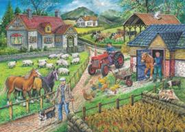 House of Puzzles - Barley Mow Farm - 250XL stukjes