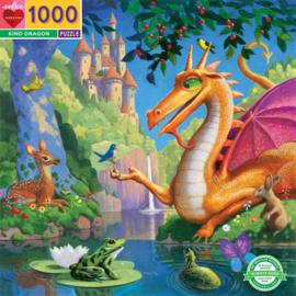 eeBoo - Kind Dragon - 1000 stukjes