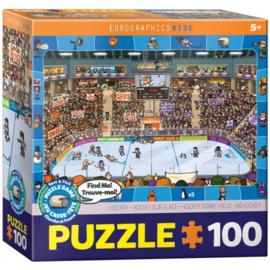 Eurographics 0475 - Hockey - 100XXL stukjes