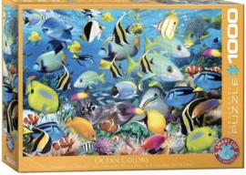 Eurographics 0625 - Ocean Colors - 1000 stukjes
