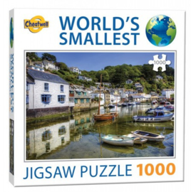 TFF World's Smallest - Polperro - 1000 stukjes Minipuzzel