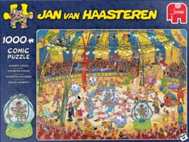 Jan van Haasteren - Acrobaten Circus - 1000 stukjes