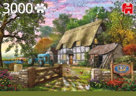 Jumbo - the Farmer's Cottage - 3000 stukjes