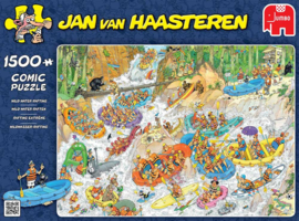 Jan van Haasteren - Wild Water Rafting - 1500 stukjes