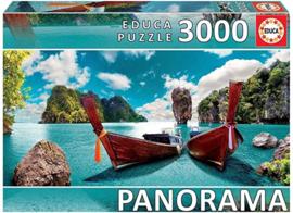 Educa - Phuket, Thailand - 3000 stukjes  Panorama