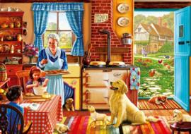 Bluebird - Cottage Interior - 1000 stukjes