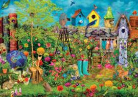KS - Summer Garden - 1500 stukjes