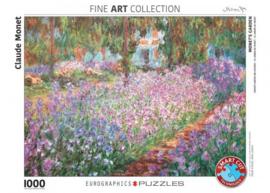 Eurographics Claude Monet - Monet's Garden - 1000 stukjes