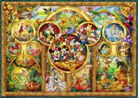 Ravensburger - Disney De Mooiste Disney Thema's - 1000 stukjes