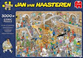 Jan van Haasteren - Rariteitenkabinet - 3000 stukjes