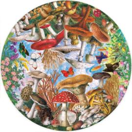 eeBoo - Mushrooms and Butterflies - 500 stukjes