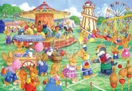 House of Puzzles - Funfair Games - 80XL stukjes
