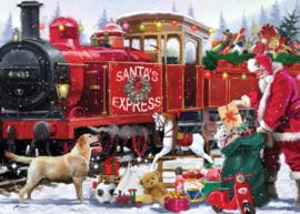 Otter House - Santa's Express - 1000 stukjes