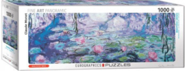 Eurographics Claude Monet - Waterlilies - 1000 stukjes