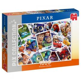 Jumbo Classic Collection - Disney Pix Collection - 1000 stukjes