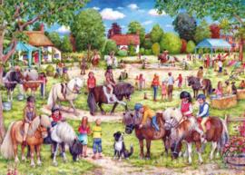 Gibsons 6311 - Shetland Pony Club - 1000 stukjes