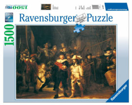 Ravensburger Rembrandt van Rijn - De Nachtwacht - 1500 stukjes