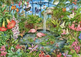 Falcon de Luxe 11295 - Tropical Conservatory - 1000 stukjes