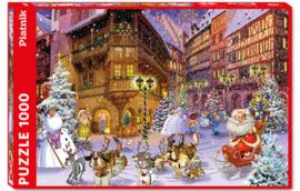 Piatnik - Christmas Village - 1000 stukjes