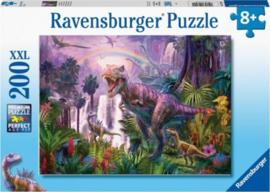 Ravensburger - Land van de Dinosauriers - 200XXL stukjes