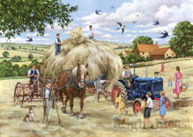 House of Puzzles - Making Hay - 500XL stukjes