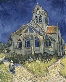 D-Toys Vincent van Gogh - The Church at Auvers - 1000 stukjes