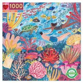 eeBoo - Coral Reef - 1000 stukjes
