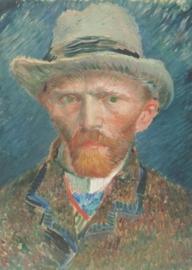 Puzzelman Vincent van Gogh - Zelfportet - 1000 stukjes