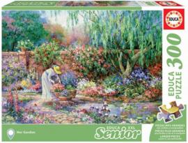 Educa - Her Garden - 300XXL stukjes