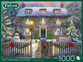 Falcon de Luxe 11313 - The Christmas Cottage - 1000 stukjes