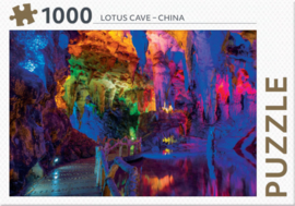 Rebo - Lotus Cave - 1000 stukjes