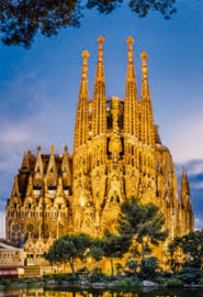 Educa - Sagrada Familia - 1000 stukjes