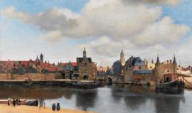 Puzzelman Johannes Vermeer - Gezicht op Delft - 1000 stukjes