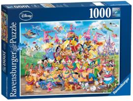 Ravensburger - Disney Carnaval - 1000 stukjes