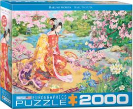 Eurographics Haruyo Morita - Haru No Uta - 2000 stukjes