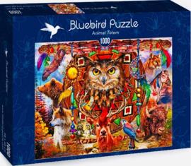 Bluebird - Animal Totem - 1000 stukjes