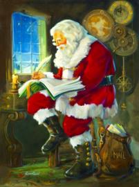 SunsOut 60311 - Santa's Book of Children - 1000 stukjes