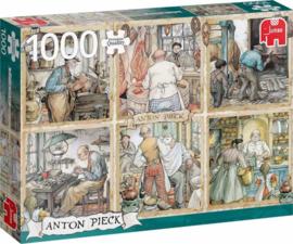 Anton Pieck - Vakmanschap - 1000 stukjes