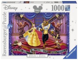 Ravensburger - Disney Belle en het Beest - 1000 stukjes