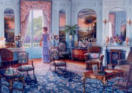 Bluebird - Romantic Reminiscence - 1000 stukjes