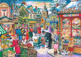 House of Puzzles - Christmas Shopping - 500 stukjes
