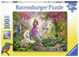 Ravensburger - Magisch Ritje - 100XXL stukjes