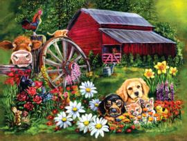SunsOut 60410 - Sweet Country - 500XL stukjes
