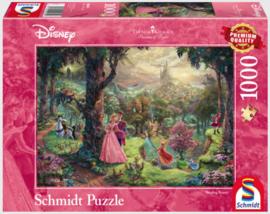 Disney Thomas Kinkade - Doornroosje - 1000 stukje