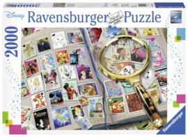 Ravensburger  Mijn Mooiste Disney Postzegels  2000 stukjes