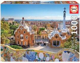 Educa - Barcelona View from Park Guell - 1000 stukjes