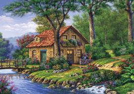 Art Puzzle - The Coast of Peace - 1000 stukjes
