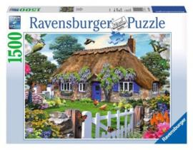 Ravensburger - Cottage in England - 1500 stukjes