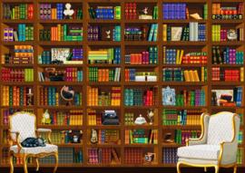 Bluebird - The Vintage Library - 6000 stukjes